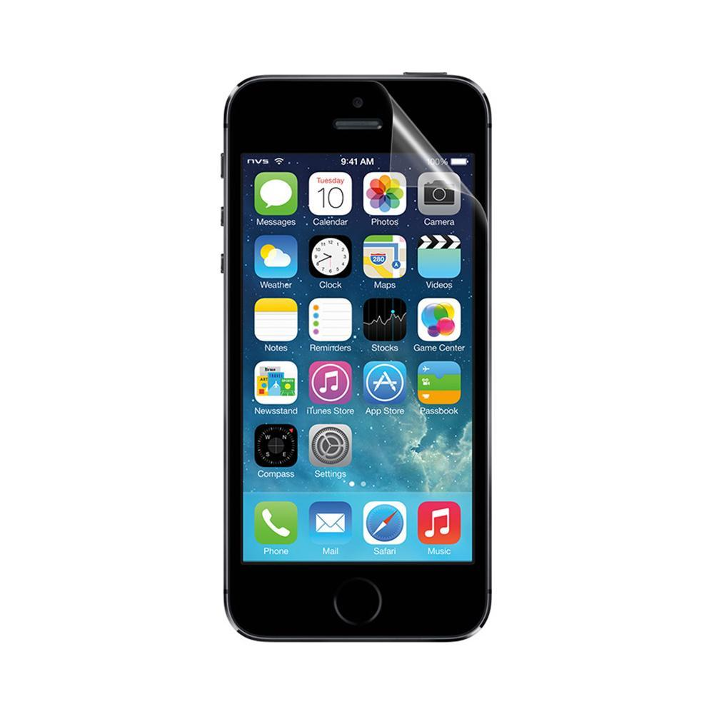 NVS ScreenShield for iPhone 5/5s/SE 3 x Ultra Clear Screen Guards