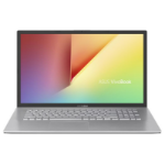 "ASUS VivoBook 17 X712FA Zilver Notebook 43,9 cm (17.3"") 1920 x 1080 Pixels Intel® 8ste generatie Core™ i3 8 GB DDR4-SDRAM 1256 GB HDD+SSD Windows 10 Home"