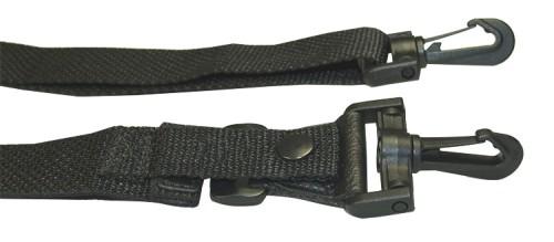 Zebra SG-ET5X-SHDRSTP-01 strap Tablet Black