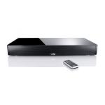 Canton DM 55 soundbar speaker 2.1 channels 200 W Black Wired & Wireless