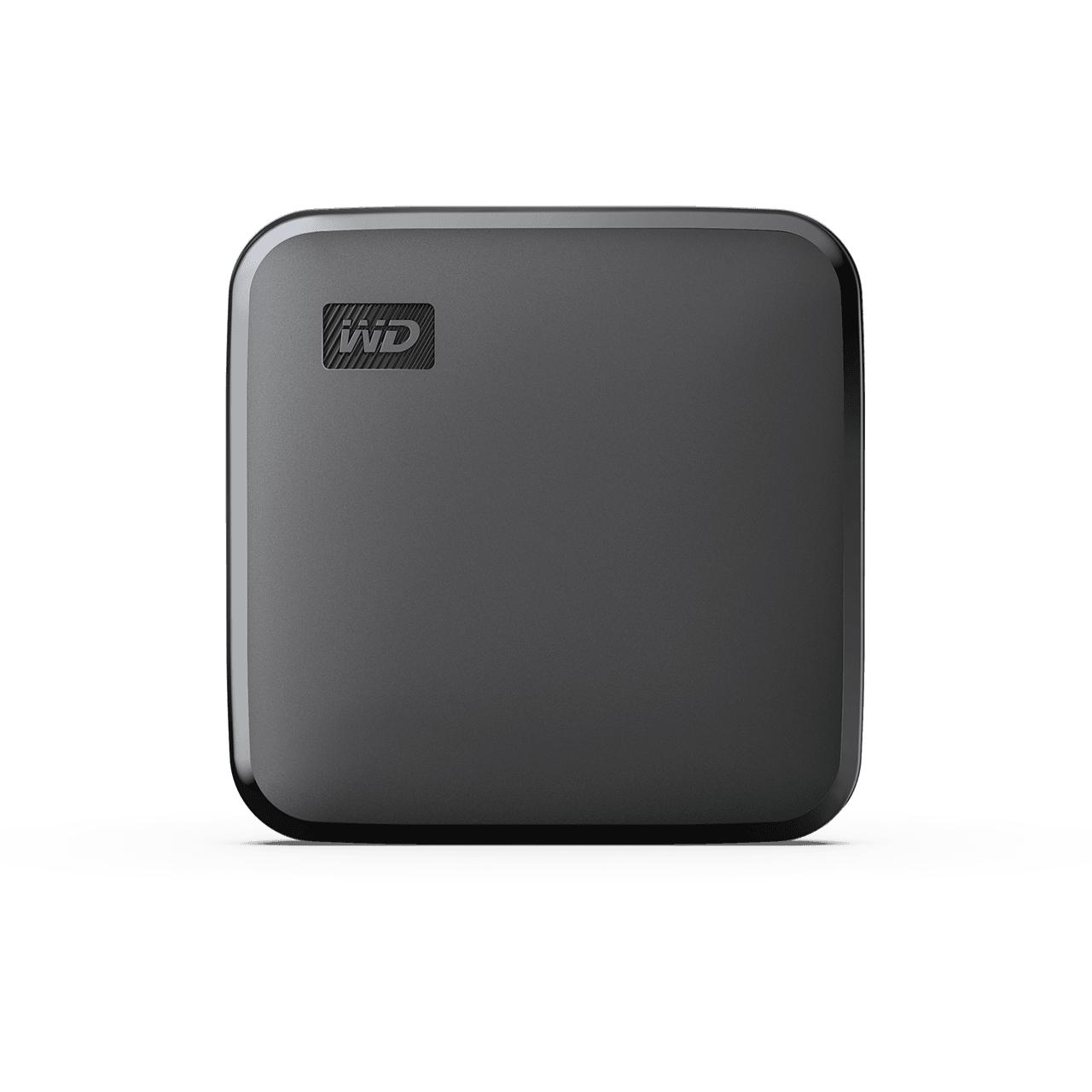 Western Digital WD Elements SE 480 GB Black