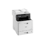 Brother DCP-L8410CDW multifunctional Laser 31 ppm 2400 x 600 DPI A4 Wi-Fi