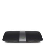 Linksys XAC1200-UK Dual-band (2.4 GHz / 5 GHz) Gigabit Ethernet Black wireless router