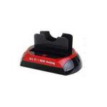 Miscellaneous Powertek USB2.0 Dual SATA HDD Dock with eSATA & Card Reader - 1 x IDE + 1 x SATA