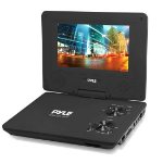 PYLE 9IN PORTABLE CD/DVD PLAYER