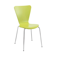 FF Green Bistro Chair Each