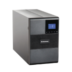 Lenovo T1.5kVA Line-Interactive 1500VA 8AC outlet(s) Tower Black uninterruptible power supply (UPS)