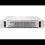 Hewlett Packard Enterprise D3700 w/25 1TB 6G SAS 7.2K SFF (2.5in) Midline Smart Carrier HDD 25TB Bundle 25000GB Rack (2U) Silver disk array