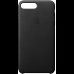 "Apple MQHM2ZM/A mobile phone case 14 cm (5.5"") Skin case Black"