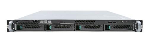 Intel R1304JP4OC Intel C602 LGA 2011 (Socket R) 1U Black, Silver server barebone