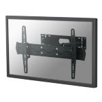 "Newstar LED-W560 75"" Black flat panel wall mount"