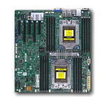 Supermicro H11DSi server/workstation motherboard Extended ATX