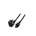 Microconnect PE120818 power cable Black 1.8 m C5 coupler