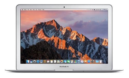 "Apple MacBook Air Silver Notebook 33.8 cm (13.3"") 1440 x 900 pixels 5th gen Intel® Core™ i5 8 GB LPDDR3-SDRAM 128 GB SSD macOS Sierra"