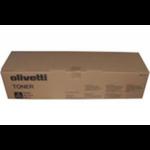 Olivetti B0876 Toner black, 34K pages @ 6% coverage