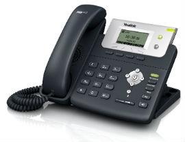 Yealink T21PN IP phone Black Wired handset LCD 5 lines