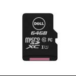 DELL 385-BBKL 64GB MicroSDHC memory card