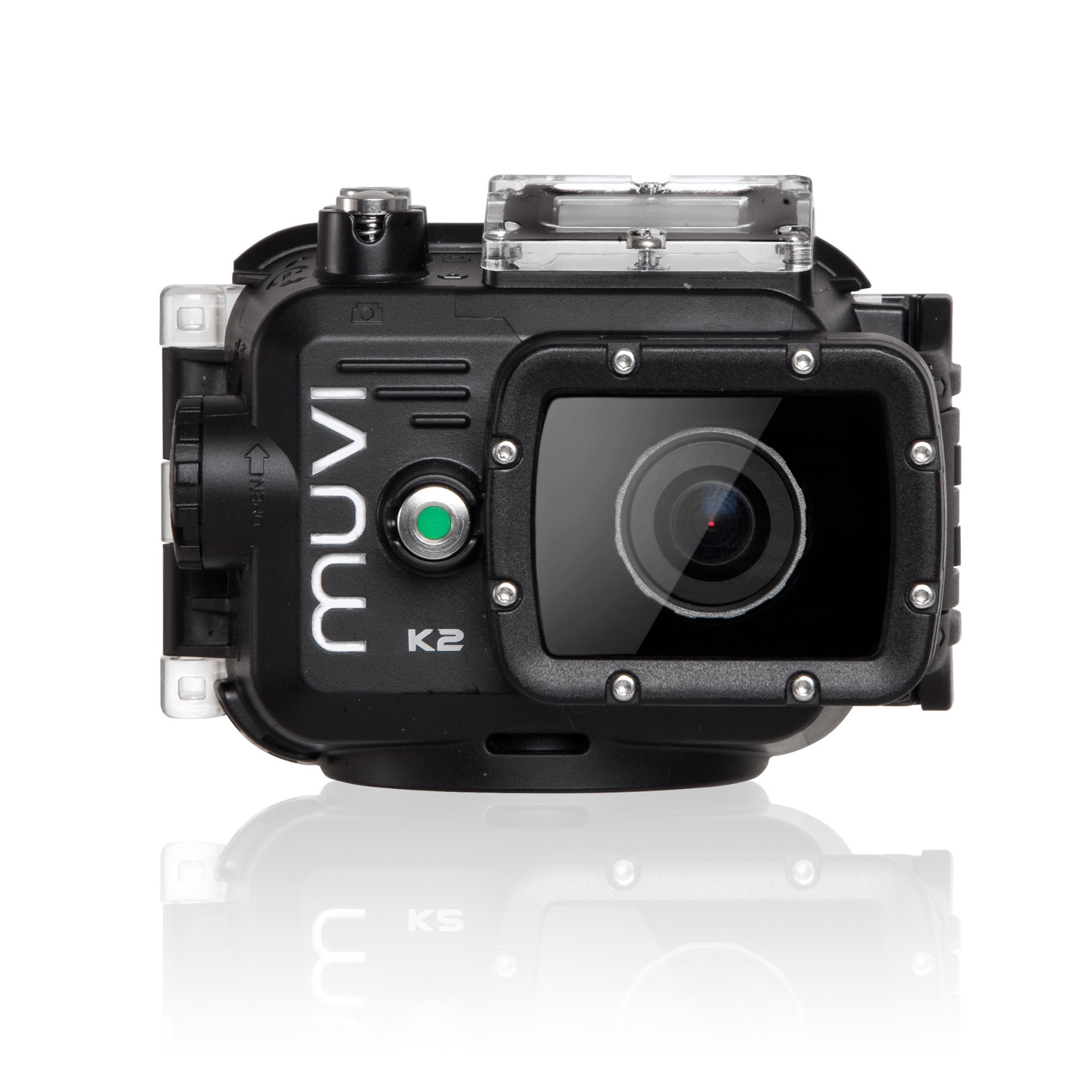 Veho Muvi K-2 16MP Full HD Wi-Fi action sports camera