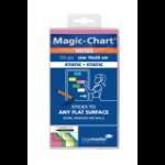 Legamaster Magic-Chart notes 10x20cm assorted 500pcs