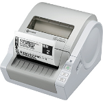 Brother TD-4100N label printer Direct thermal 300 x 300 DPI Wired