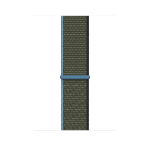 Apple MYA72ZM/A smartwatch accessory Band Blue, Green