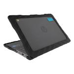 "Gumdrop Cases 01H006 notebook case 29.5 cm (11.6"") Shell case Black"