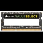 Corsair 4GB 1600MHz DDR3 SODIMM 4GB DDR3 1600MHz memory module