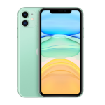 Apple iPhone 11 15,5 cm (6.1 Zoll) Dual-SIM iOS 14 4G 128 GB Grün