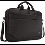 "Case Logic Advantage ADVA-116 Black notebook case 39.6 cm (15.6"") Messenger case"