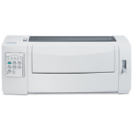 Lexmark 2580n+ 618cps 240 x 144DPI White dot matrix printer