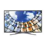 "Samsung UE49M5500AK 49"" Full HD Smart TV Wi-Fi Titanium LED TV"
