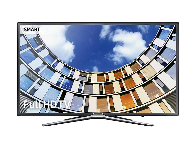 "Samsung UE49M5500AK 49"" Full HD Smart TV Wi-Fi Titanium LED TV"