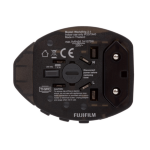 Fujifilm film World Travel Adapter Dual USB 2.1 2100mA Charger - Grey Black