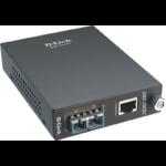 D-Link DMC-700SC/E network media converter 1000 Mbit/s