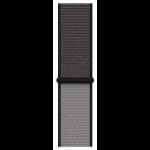 Apple MX832ZM/A accesorio de smartwatch Grupo de rock Gris Nylon