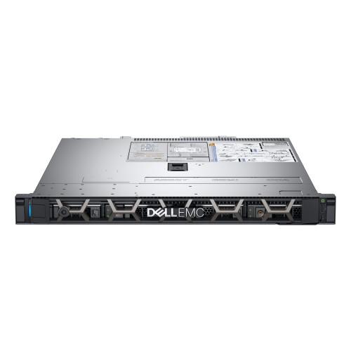 DELL R340 server 3.3 GHz Intel® Xeon® E-2124 Rack (1U) 350 W