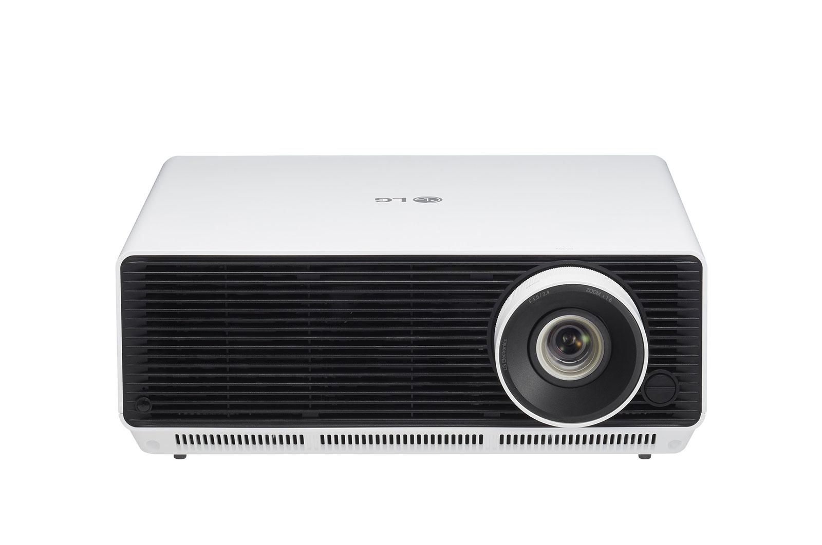 LG BU50NST videoproyector 5000 lúmenes ANSI DLP 2160p (3840x2160) Proyector inteligente Negro, Blanco