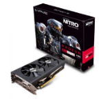 Sapphire 11256-01-20G Radeon RX 470 4GB GDDR5 graphics card
