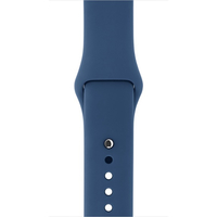 Apple 38mm Sport Band - Watch strap - Ocean blue - for Watch (38 mm)