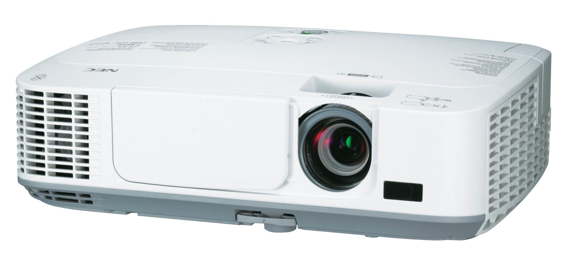 NEC M311X 2480ANSI lumens 3LCD XGA (1024x768) Portable projector White