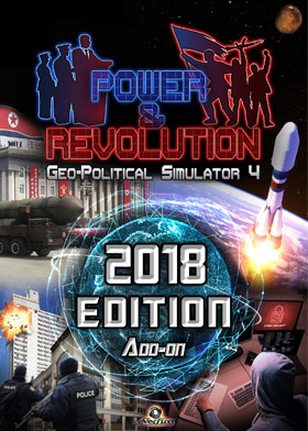 Nexway Power & Revolution 2018 Edition Add-on (MAC) Video game downloadable content (DLC) Español