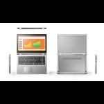 "Lenovo IdeaPad Flex Flex 4 15 2.1GHz 4405U 15.6"" 1920 x 1080pixels Touchscreen Black,Silver Hybrid (2-in-1)"