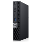 DELL OptiPlex 5060 8th gen Intel® Core™ i5 i5-8500T 8 GB DDR4-SDRAM 256 GB SSD Black Mini PC