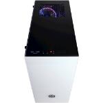 CyberpowerPC Gamer Xtreme 9th gen Intel® Core™ i5 i5-9600KF 16 GB DDR4-SDRAM 512 GB SSD White PC