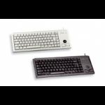 CHERRY G84-4420LPBEU keyboard PS/2 Grey