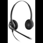 Plantronics SupraPlus Digital D261N/A Binaural Head-band Black