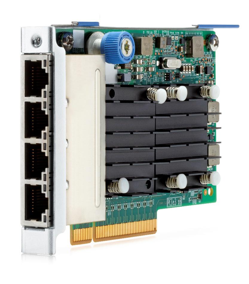 Hewlett Packard Enterprise Ethernet 1Gb 4-port 331FLR 1000 Mbit/s Internal