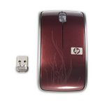HP Sprout Wireless Mouse RF Wireless Optical Ambidextrous Copper,Silver