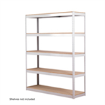 ZAMBA FF ZAMBA 5 SHELF ARCHIVE UNIT W1500 GREY