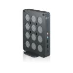 LG CBV42-B TERA2321 680.4g Black thin client
